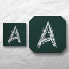Letters - Chalkboard 1