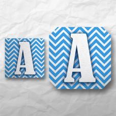 Letters - Chevron 2