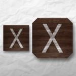Letters - Dark Wood 1