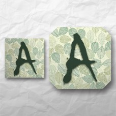 Letters - Leaves 1