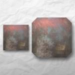Letters - Mercury Glass 1